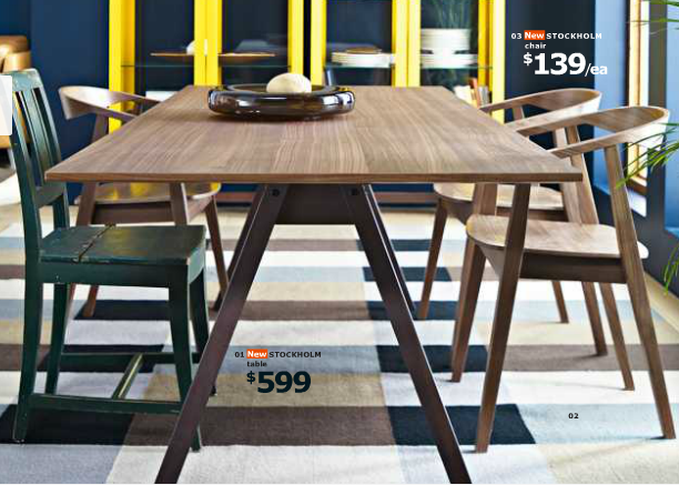 Favorites from the ikea 2014 catalog southern shenanigans - Serie stockholm ikea ...